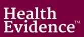 Health Evidence Canada