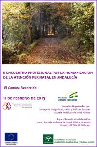 2015_Cartel II Encuentro PHAPA