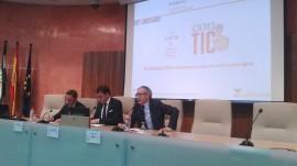 Inauguracion Jornadas #TICsalud_2