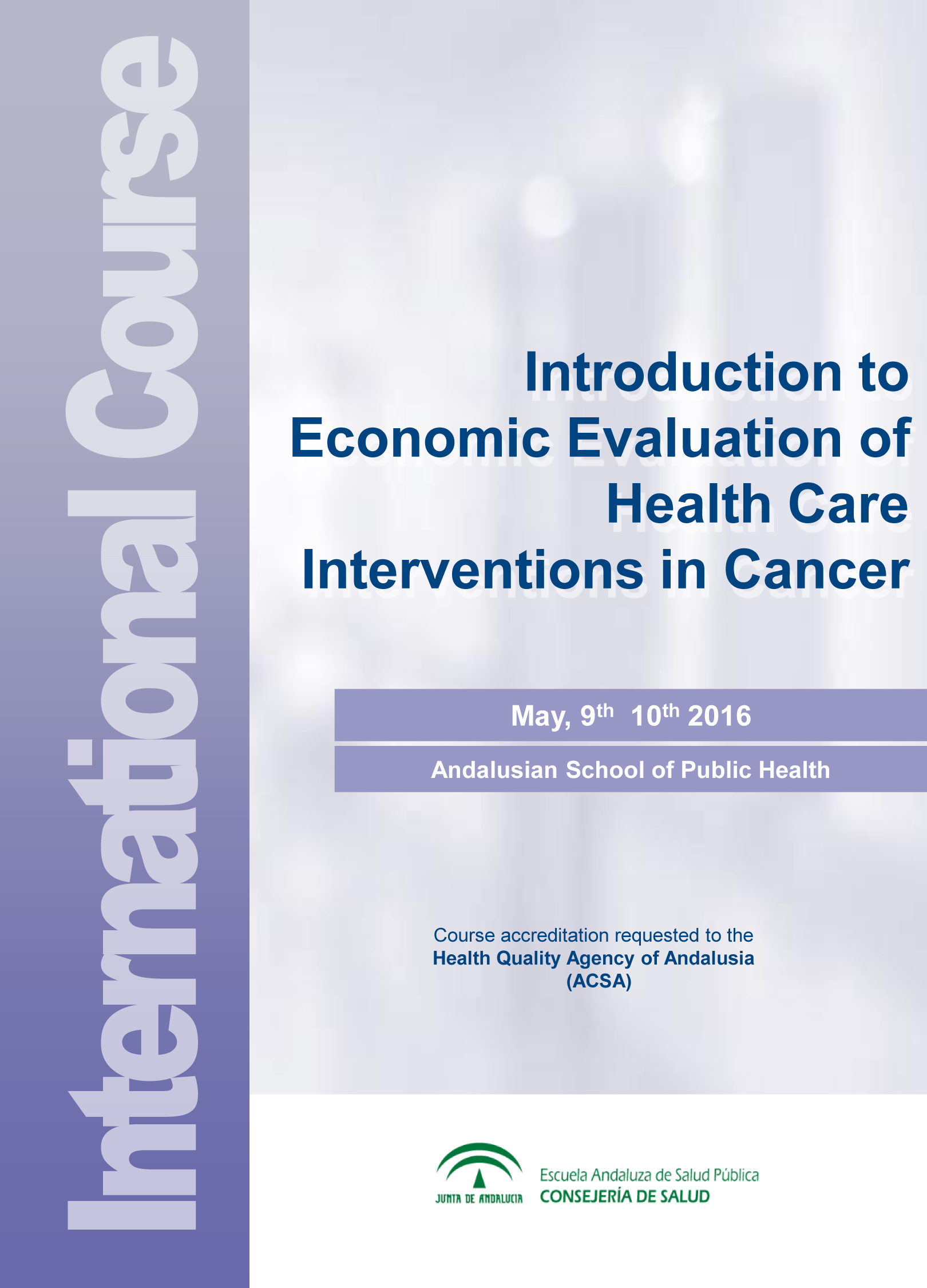 Introduction to Economic Evaluation of Health Care Interventions