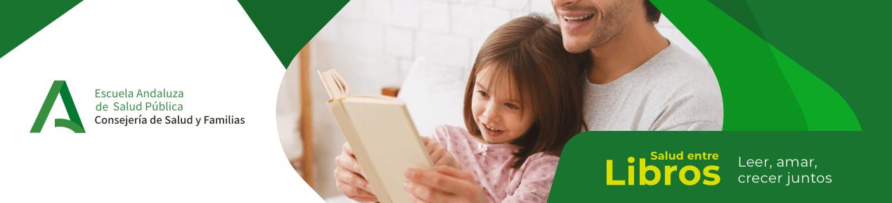 Salud entre Libros · Leer amar crecer juntos