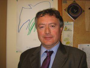 Luis Andrés López Fernández, profesor de la EASP