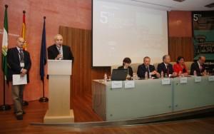 Inauguración del 5º Congreso de Migraciones, Minorías Étnicas y Salud