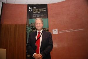 Marc Sprenger, director del Centro Europeo para la Prevención y el Control de las Enfermedades (ECDE)