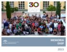 Memoria anual EASP 2015