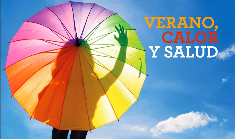 Verano, calor y salud. Gobierno de Navarra