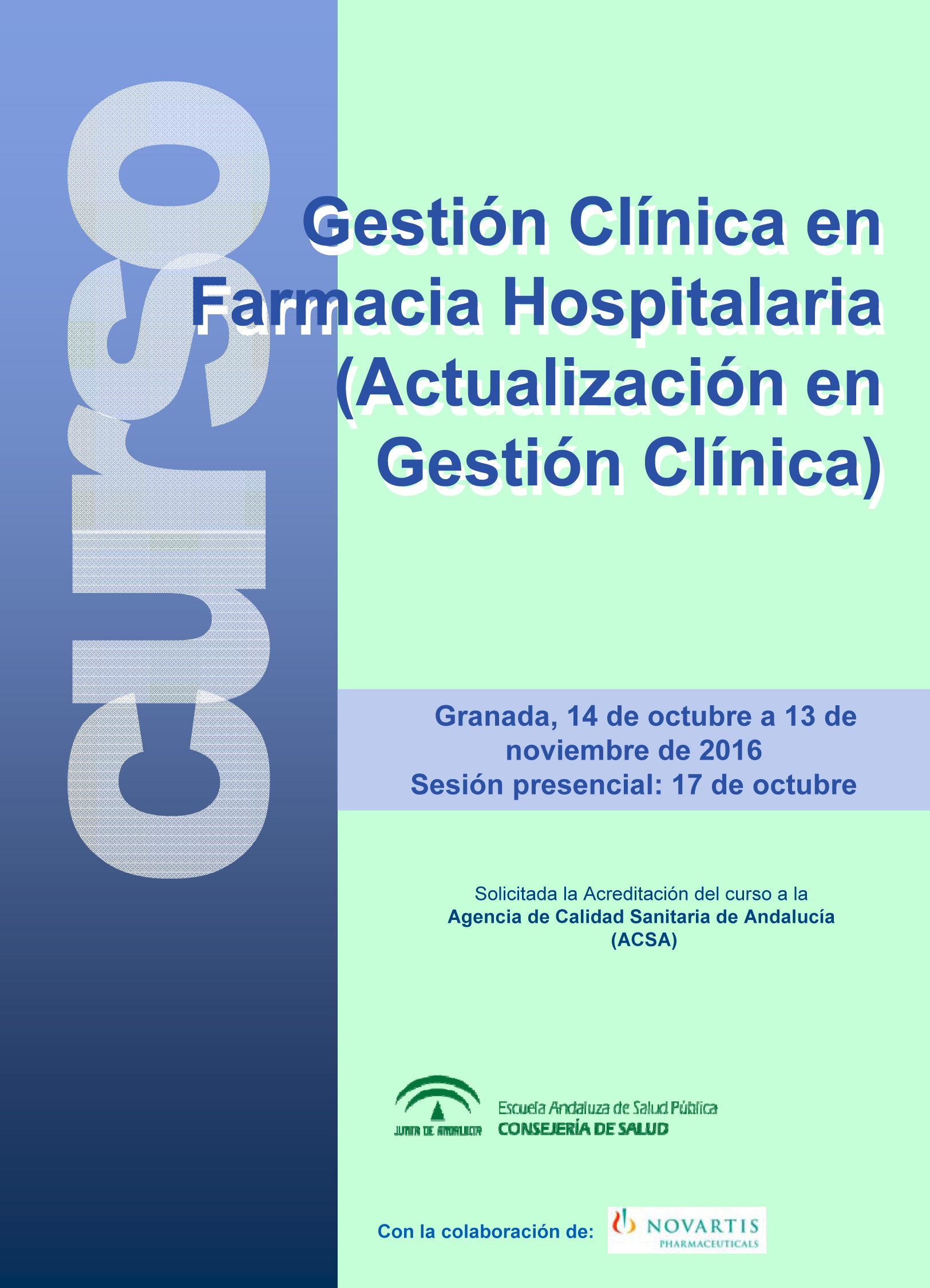 Microsoft PowerPoint - Programa GC Farmacia Hospitalaria 17 octu
