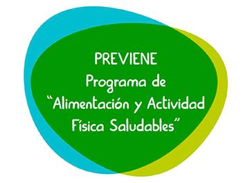 PREVIENE - Alimentación y Actividad Física Saludables
