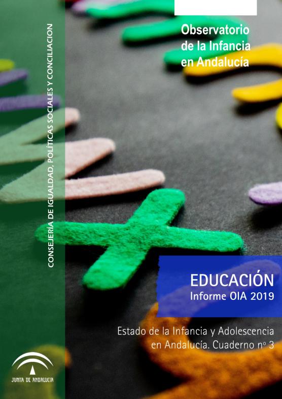 Educación Informe Oia 2019 Escuela Andaluza De Salud Pública