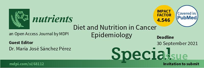 Diet_Nutrition_Cancer_Epidemiol_LARGO
