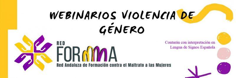 webinarios violencia de género